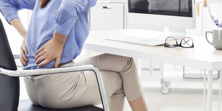 Ülőmunka: ízületi betegséget és fejfájást is okozhat - Termál Online